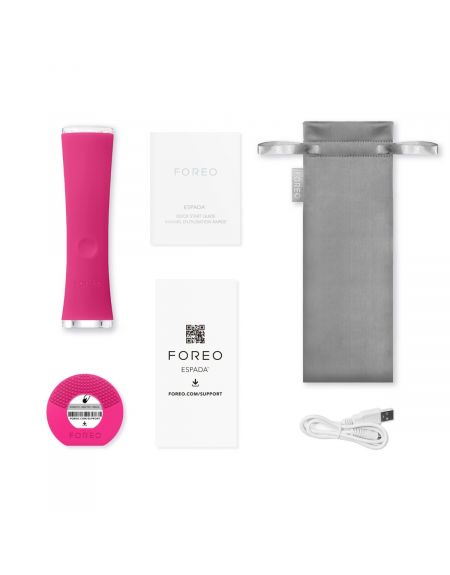 FOREO (D)ESPADA Blue Light Acne Treatment [Unboxed/Package damaged product]